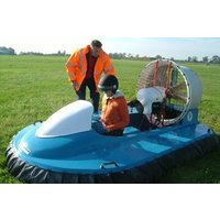 One To One Hovercraft Flying Picture