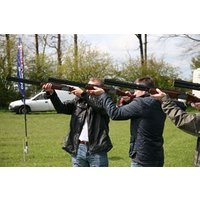 Laser Clay Pigeon Shooting Experience Picture