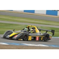 High Speed Passenger Ride in a Radical Race Car