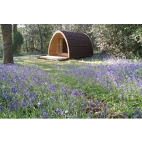 One Night Stay in a Camping Hut at Ruthern Valley - Camping Gifts