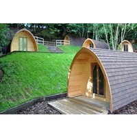 Two Night Stay in a Camping Pod at Marshbrook - Camping Gifts