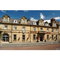 One Night Break with Dinner at The White Swan Hotel