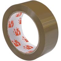 5 Star Buff Packaging Tape (50mm x 66m)
