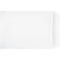 5 Star C4 90gsm White Press Seal Envelopes (250 Pack)