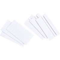 5 Star C5 90gsm White Press Seal Envelopes (50 Pack)