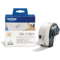 Brother DK-11201 Original 29mm x 90mm P-Touch Etikettes x400