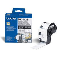 Brother DK-11221 Original 23mm x 23mm P-Touch Labels x1000