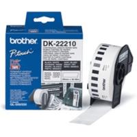 Brother DK-22210 Original 29mm x 30,48m P-Touch Etikettes