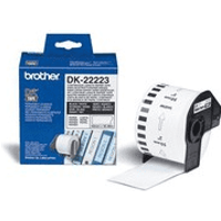 Brother DK-22223 Original 50mm x 30,48m P-Touch Labels