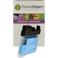 Brother LC1100C Compatible Cyan Ink Cartridge