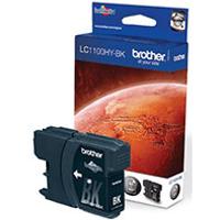 Brother LC1100HYBK High Capacity Original Black Ink Cartridge