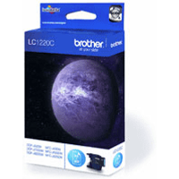 Brother LC1220C Cyan Ink Cartridge (Original)