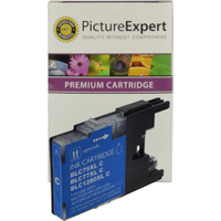 Brother LC1280XL-C Compatible High Capacity Cyan Ink Cartridge
