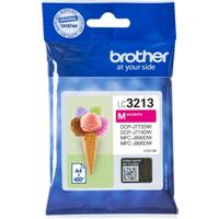 Brother LC3213M Magenta High Capacity Ink Cartridge (Original)