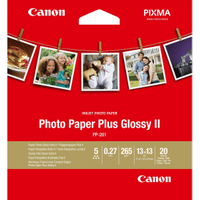 Canon 2311B060 13cmx13cm Glossy Photo Paper 265gsm 20 sheets