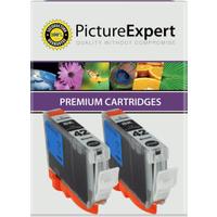 Canon CLI-42BK Compatible Black Ink Cartridge TWINPACK
