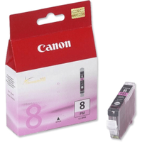 Canon CLI-8PM Photo Magenta Ink Cartridge (Original)All of our products are backed by our 100% No Quibble Guarantee Policy and all prices include delivery