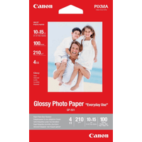 Canon GP501 10cmx15cm Glossy Photo Paper 210gsm 100 sheets