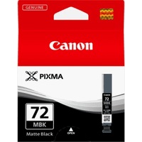Canon PGI-72MBK Matte Black Ink Cartridge (Original)