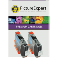 Canon PGI-72PBK Compatible Photo Black Ink Cartridge TWINPACK