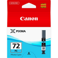 Canon PGI-72PC Photo Cyan Ink Cartridge (Original)