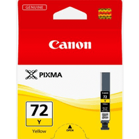Canon PGI-72Y Yellow Ink Cartridge (Original)