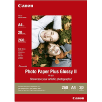 Canon PP-201 A4 Glossy Photo Paper 260gsm 20 sheets