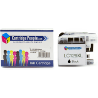 Compatible Brother LC129XLBK High Capacity Black ink Cartridge (Own Brand)