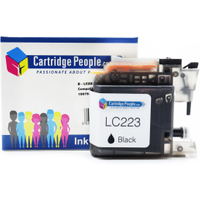 Compatible Brother LC223 Black Ink Cartridge (Own Brand)