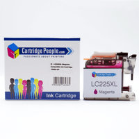 Compatible Brother LC225XLM High Capacity Magenta Ink Cartridge (Own Brand)