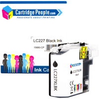 Compatible Brother LC227XLBK High Capacity Black ink Cartridge (Own Brand)