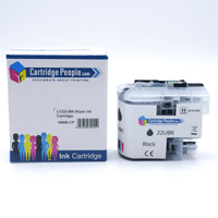 Cartridge People Compatible Brother LC22U Black Ink Cartridge (Own Brand)