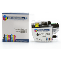 Compatible Brother LC3213 High Capacity Black Ink Cartridge (Own Brand)