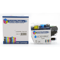 Compatible Brother LC3219XL High Capacity Cyan Ink Cartridge (Own Brand)