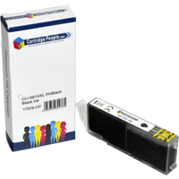 Compatible Canon CLI-581BK XXL Black Extra High Capacity Ink Cartridge (Own Brand)