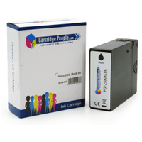 Compatible Canon PGI-2500XLBK Black High Capacity Ink Cartridge (Own Brand)