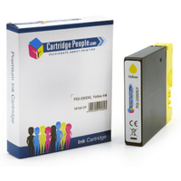 Compatible Canon PGI-2500XLY Yellow High Capacity Ink Cartridge (Own Brand)