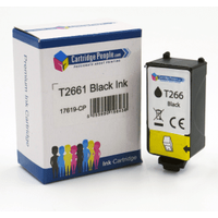Compatible Epson 266 Black Ink Cartridge (Own Brand)