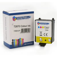 Compatible Epson 267 Colour Ink Cartridge (Own Brand)