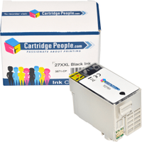 Compatible Epson 27XXL Black Extra High Capacity Ink Cartridge (Own Brand)