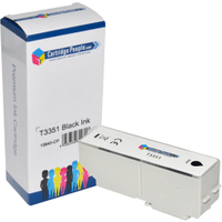 Compatible Epson 33XL Black High Capacity Ink Cartridge (Own Brand)