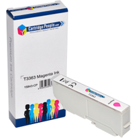 Compatible Epson 33XL Magenta High Capacity Ink Cartridge (Own Brand)