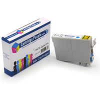 Compatible Epson 34XL Cyan High Capacity Ink Cartridge (Own Brand)