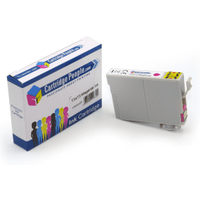 Compatible Epson 34XL Magenta High Capacity Ink Cartridge (Own Brand)