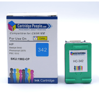 Compatible HP 342 Tri-Colour Ink Cartridge (Own Brand)