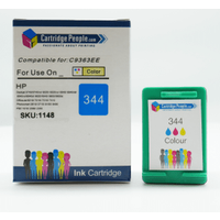Compatible HP 344 High Capacity Colour Ink Cartridge (Own Brand)
