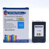 Compatible HP 350 Black Ink Cartridge (Own Brand)