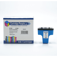 Compatible HP 363 Cyan Ink Cartridge (Own Brand)