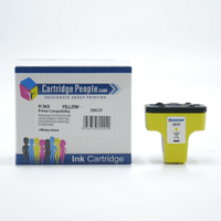Compatible HP 363 Yellow Ink Cartridge (Own Brand)