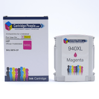 Compatible HP 940XL Magenta High Capacity Ink Cartridge (Own Brand)